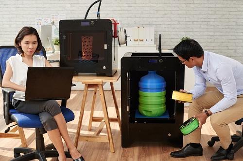 une imprimante 3D pour entreprise